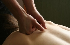Massage eases tension