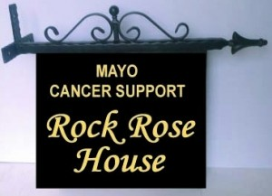 Rock Rose House Sign