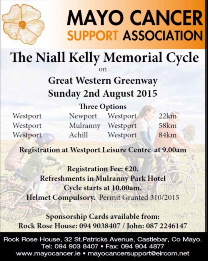 Greenway Cycle 2015