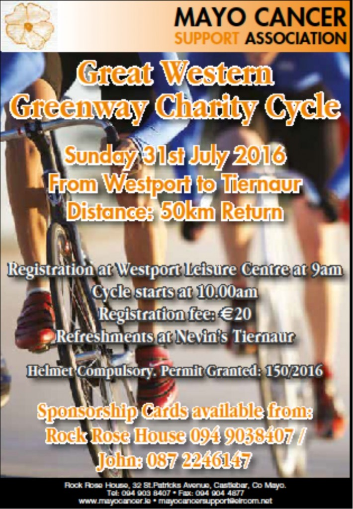 Greenway Cycle 2016