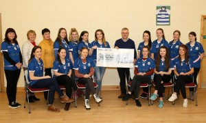 Breaffy Ladies Presentation