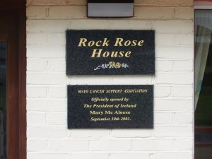 Rock Rose House Plaques