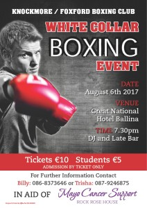 Boxing Ballina Aug 2017
