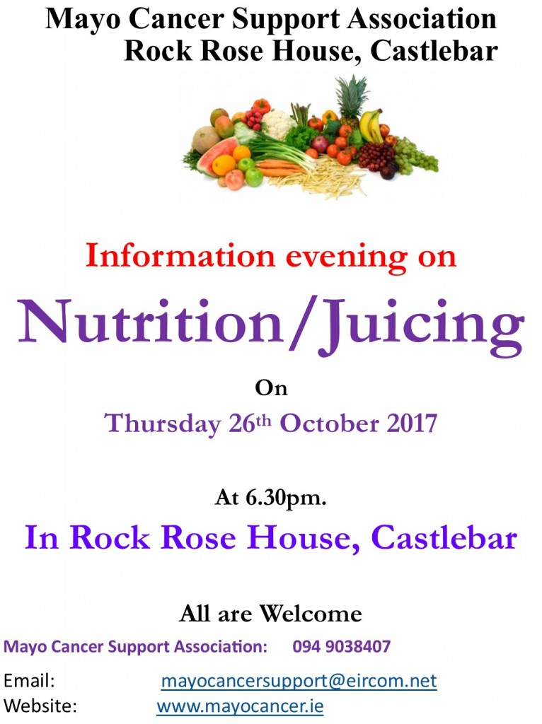 Nutrition & Jucing Oct. 2017